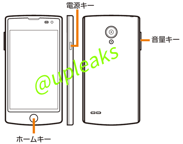 หลุด LG L25 สมาร์ทโฟนใช้ Firefox OS ตัวแรกของบริษัท