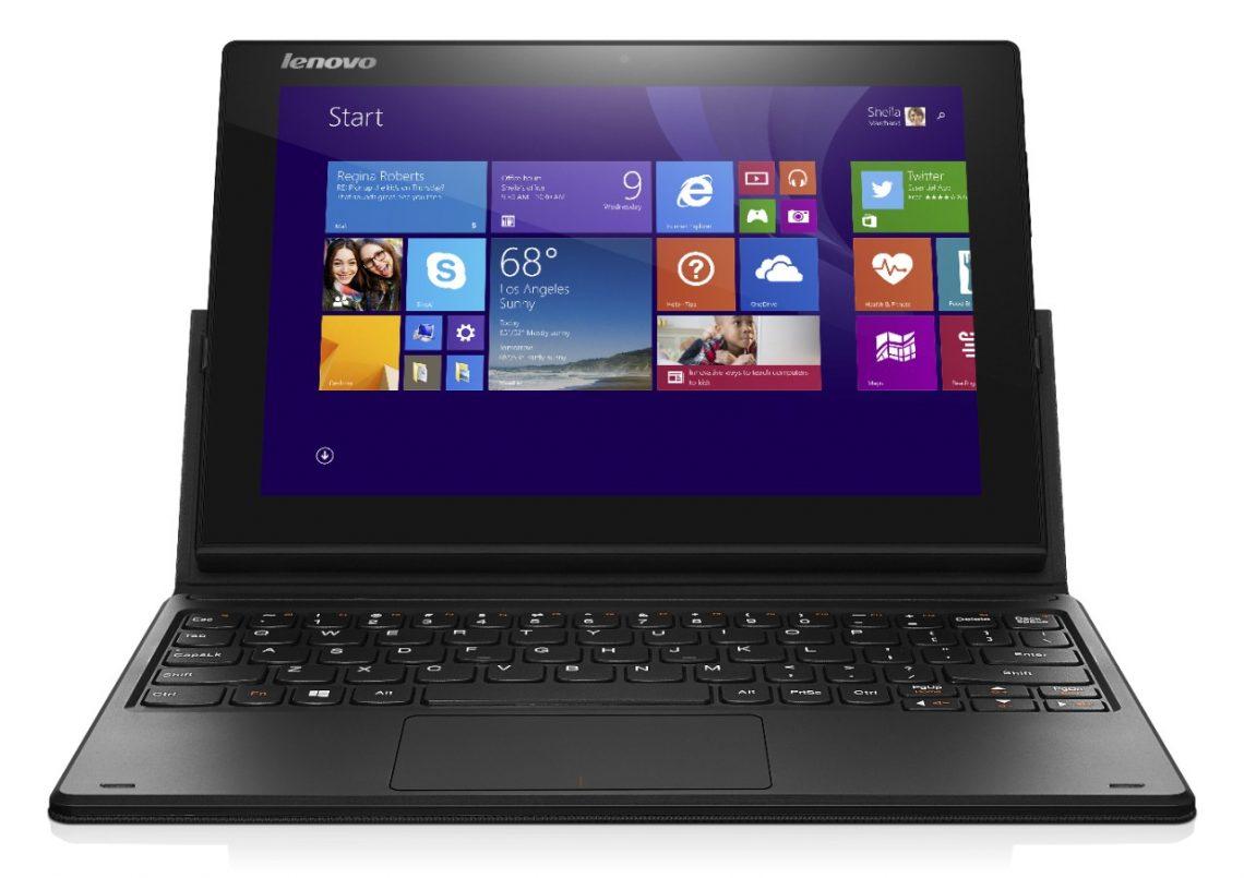 [PR] ?Lenovo Miix 3? แท็บเล็ตวินโดวส์ดุจเครื่อง PC ในราคาเบาๆ