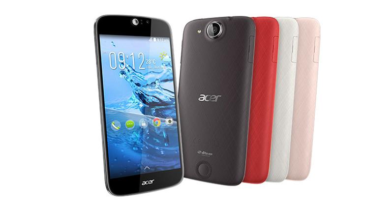 เปิดตัวแล้ว: Liquid Jade S มือถือพร้อมชิป 64 บิทตัวแรกของ Acer ราคาเริ่มที่ 7,xxx บาท