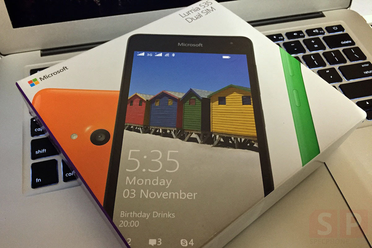 Preview Hands on Microsoft Lumia 535 SpecPhone 001