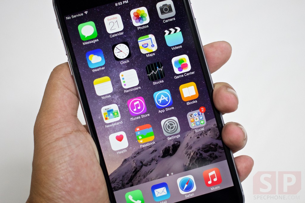 Unbox iPhone 6 Plus SpecPhone 068