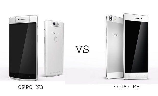 มาชมคลิปแกะกล่อง 2 สมาร์ทโฟนตัวล่าสุดจากทาง OPPO (N3 & R5)