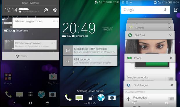 HTC One M7 และ M8 จะได้รับอัพเดท Android 5.0 ในวันที่ 3 มกราคมปีหน้า