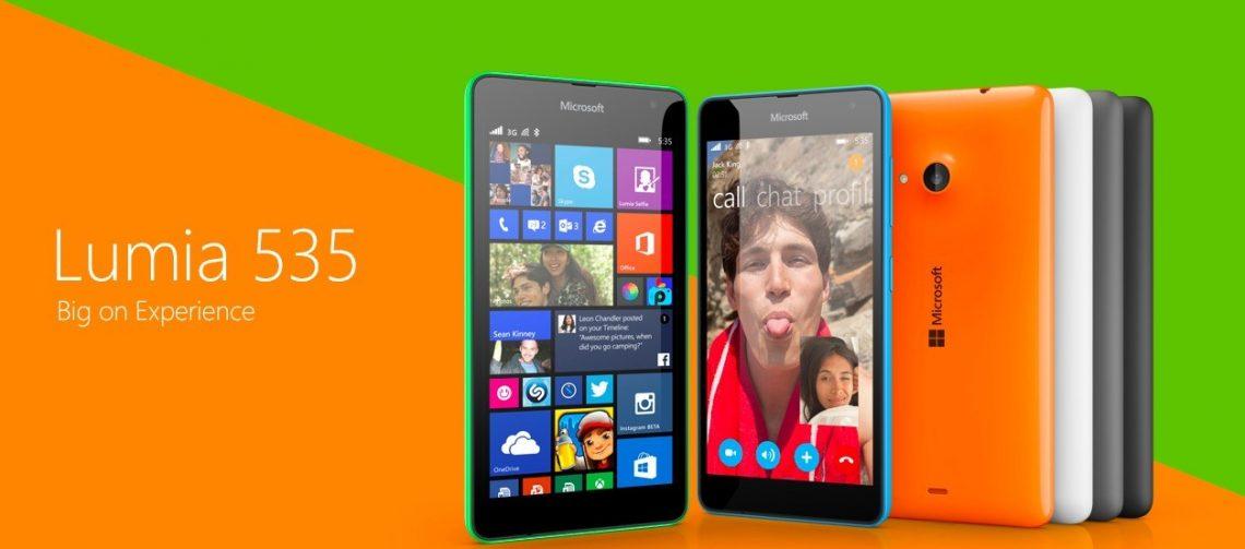 ระบบสัมผัส Microsoft Lumia 535 ไวเกินไป คาดอาจจะแก้ไขในการอัพเดตครั้งต่อไป