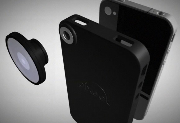 pixeet lens mount for iphone 4