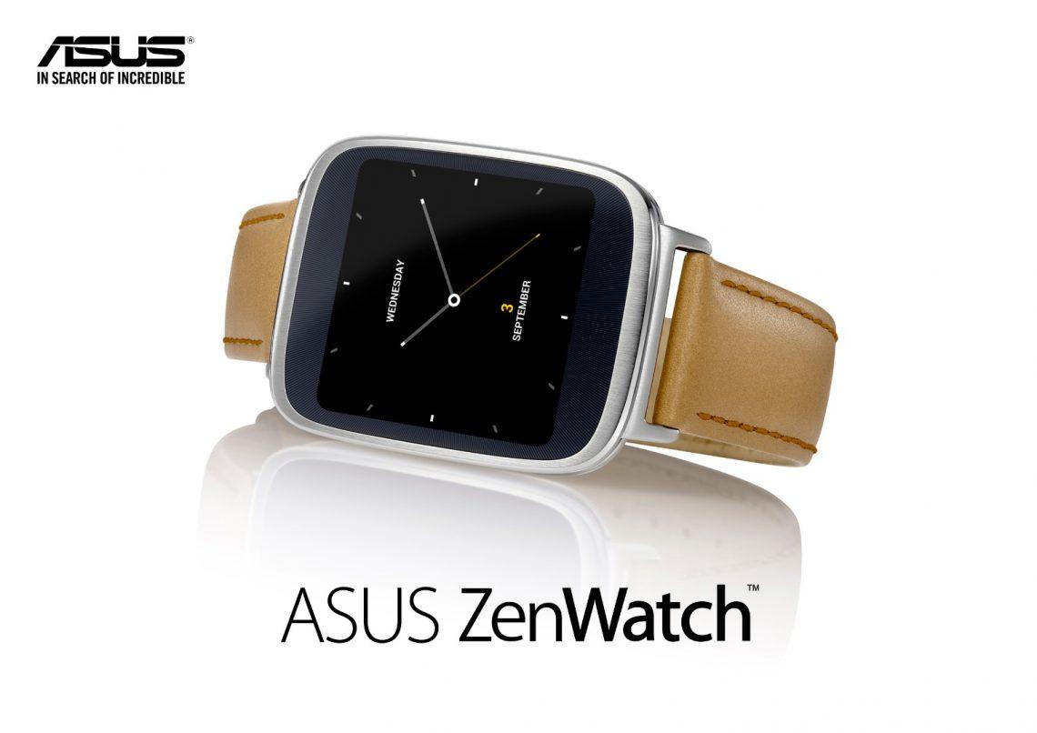 ASUS เตรียมเปิดตัวอุปกรณ์สวมใส่แบบ ZenWatch เพิ่มอีก 3 รุ่นในปีนี้
