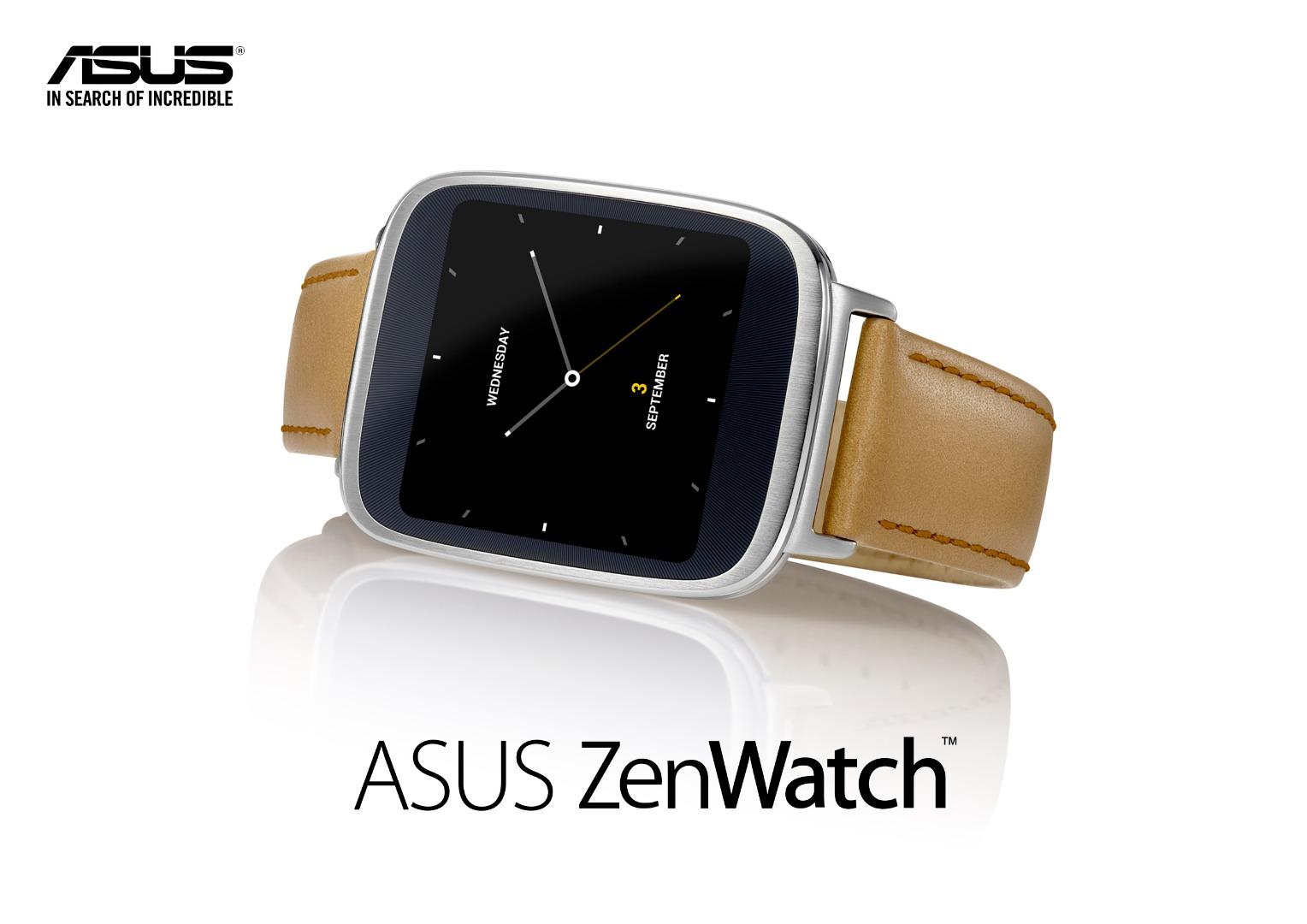 ASUS ZenWatch 02