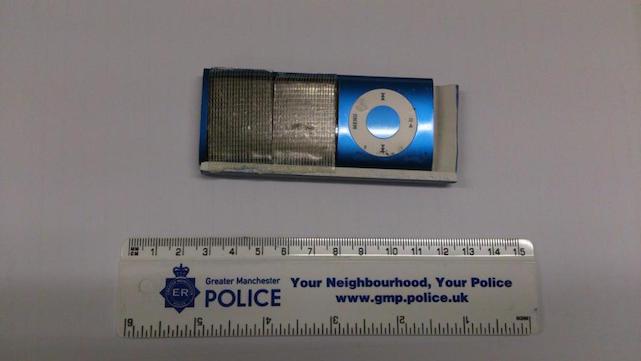 ภัยจากตู้ ATM: ตำรวจอังกฤษพบมีคนติดตั้ง iPod nano สำหรับถ่ายวิดีโอดูดรหัสกดเงิน