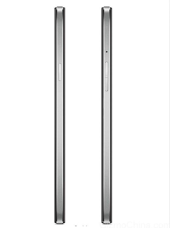 Oppo RC1 side