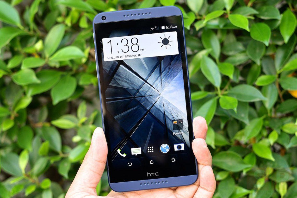 พรีวิว HTC Desire 816G มือถือสองซิม ลำโพงคู่หน้า รองรับ 4G ในราคาโดนๆ 7,990 บาท
