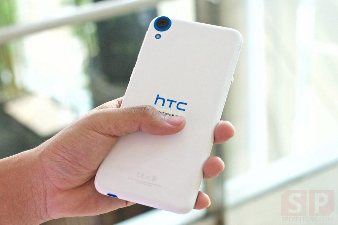 พรีวิว HTC Desire 820s Dual Sim ว่าที่มือถือสุดคุ้มค่า มีทุกอย่างที่ต้องการในราคาไม่ถึงหมื่น