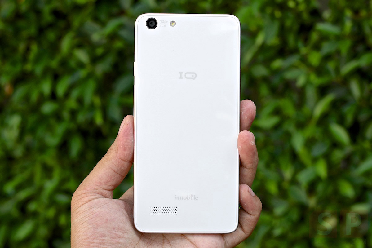 Review i mobile IQ X Zeen SpecPhone 007