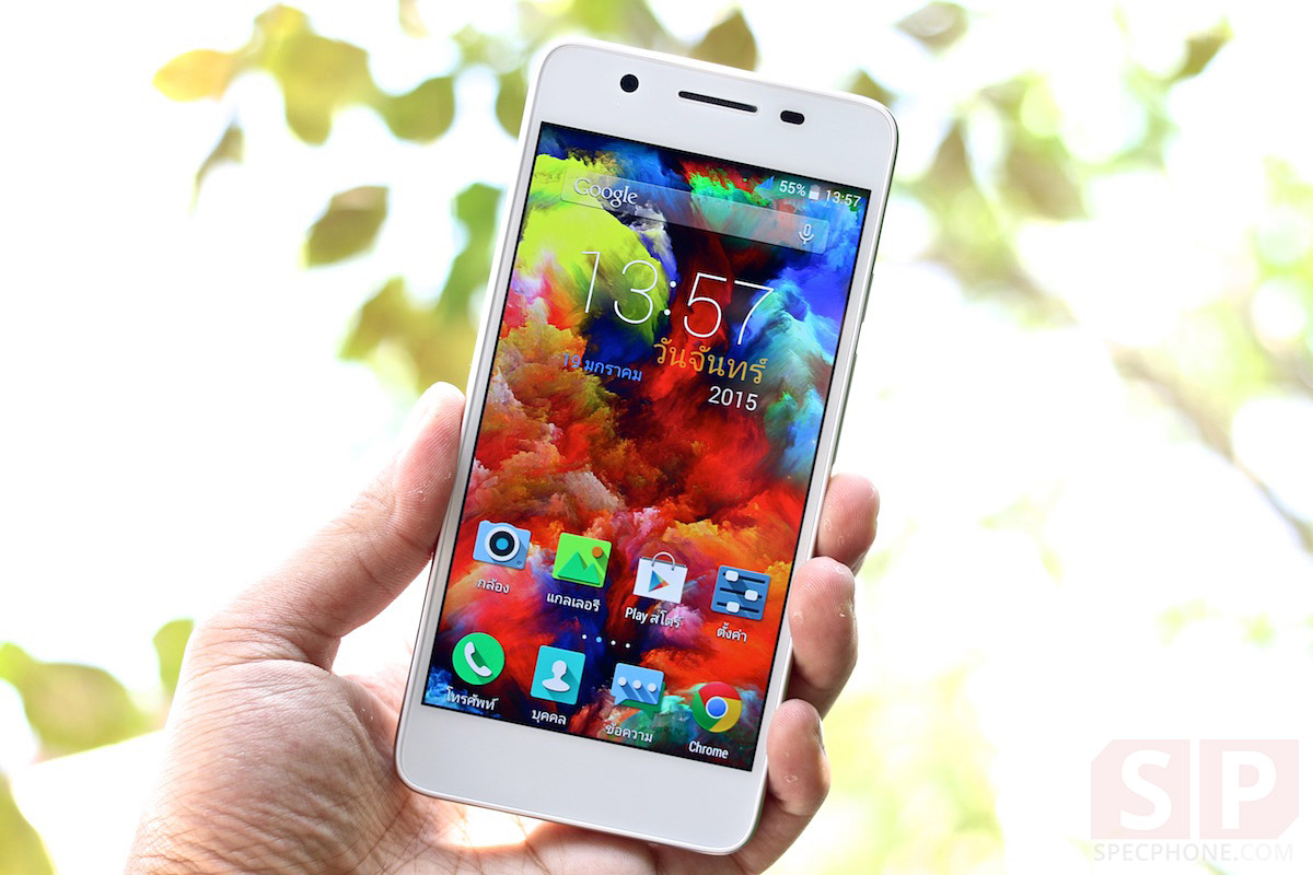 Review i mobile IQ X Zeen SpecPhone 022