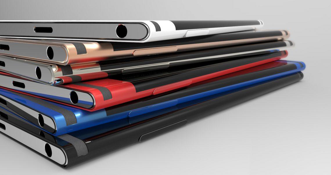 รอ Sony เปิดตัว Xperia Z4 ไม่ไหวเหรอ? มาดูภาพ Concept Design เล่นๆก่อนละกัน
