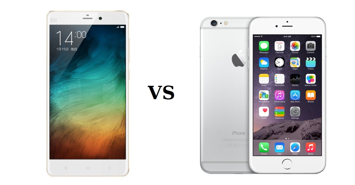 Spec Shootout Xiaomi Mi Note Pro vs iPhone 6 Plus 470103 2