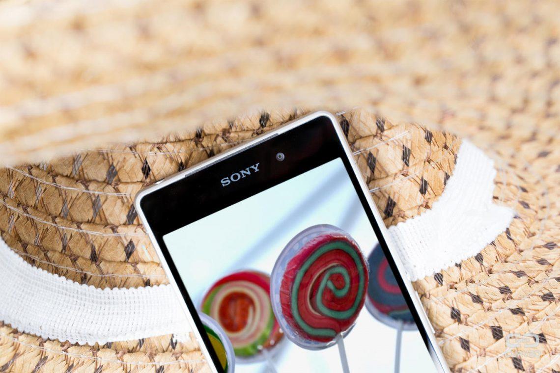 น้ำตาจะไหล Sony Xperia Z3 จะได้ชิม Lollipop เดือนหน้านี้แล้ว