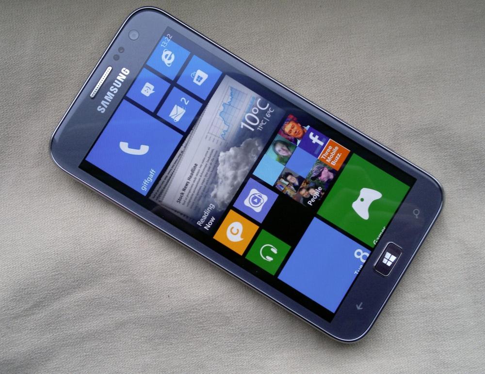 ข่าววงในเผย Samsung ยังสนใจจะทำสมาร์ทโฟน Windows Phone อยู่