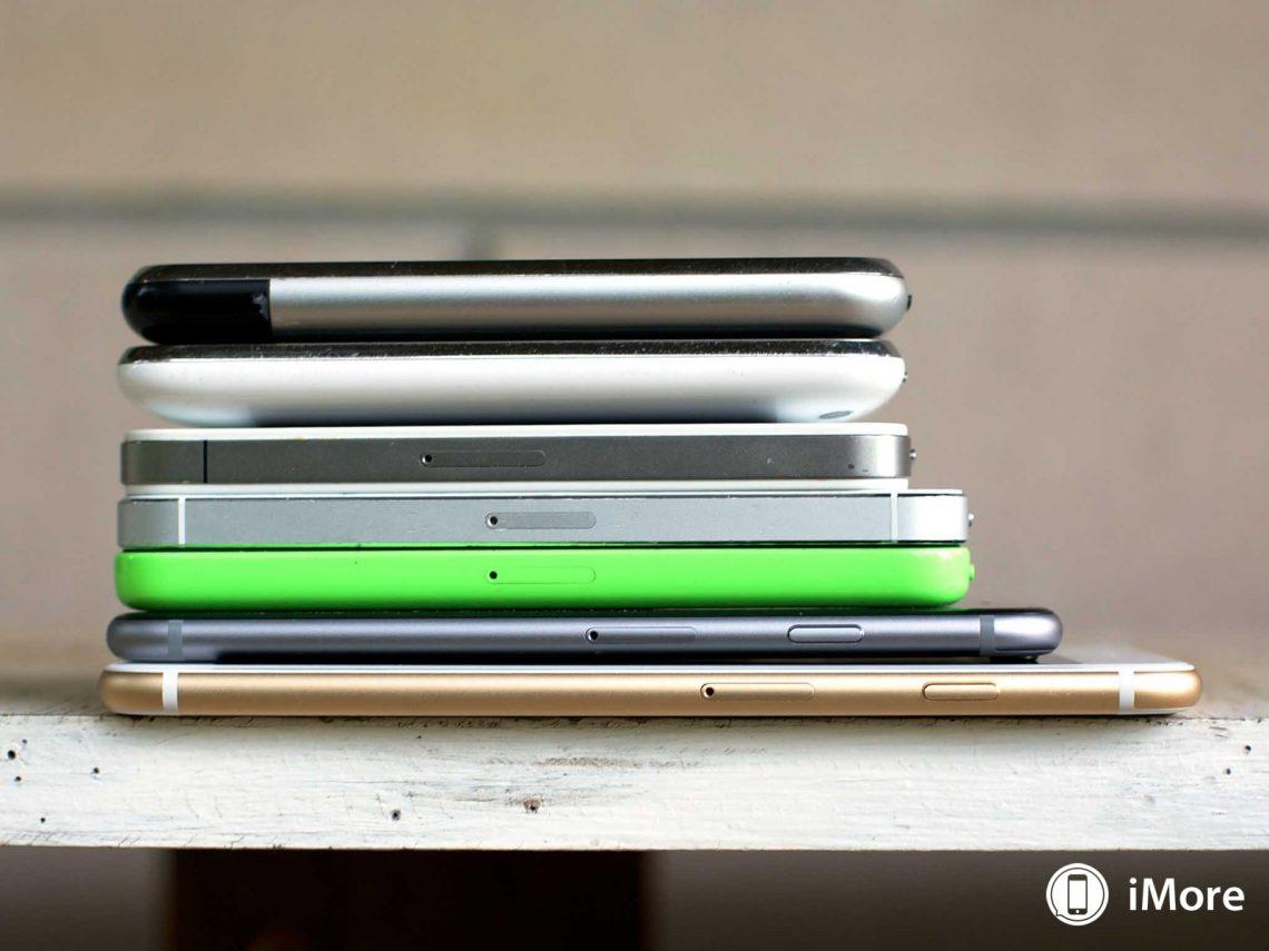 ฉลองครบรอบ 8 ปี iPhone มาดูวิวัฒนาการตั้งแต่รุ่นแรกจนถึงปัจจุบัน