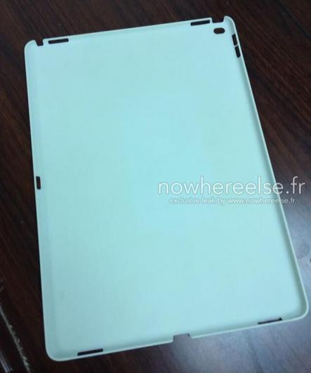 ภาพหลุดเคส iPad Pro เผยอาจจะมาพร้อมลำโพงถึง 4 จุด
