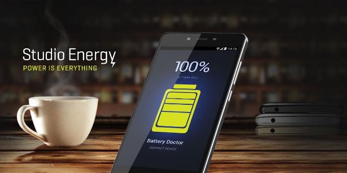 BLU Studio Energy สมาร์ทโฟนแบต 5,000 mAh ในราคาแค่ 5,000 บาท