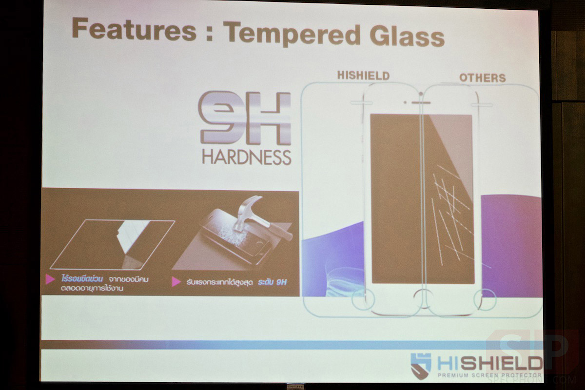Event Hi Shield Tempered Glass SpecPhone 007