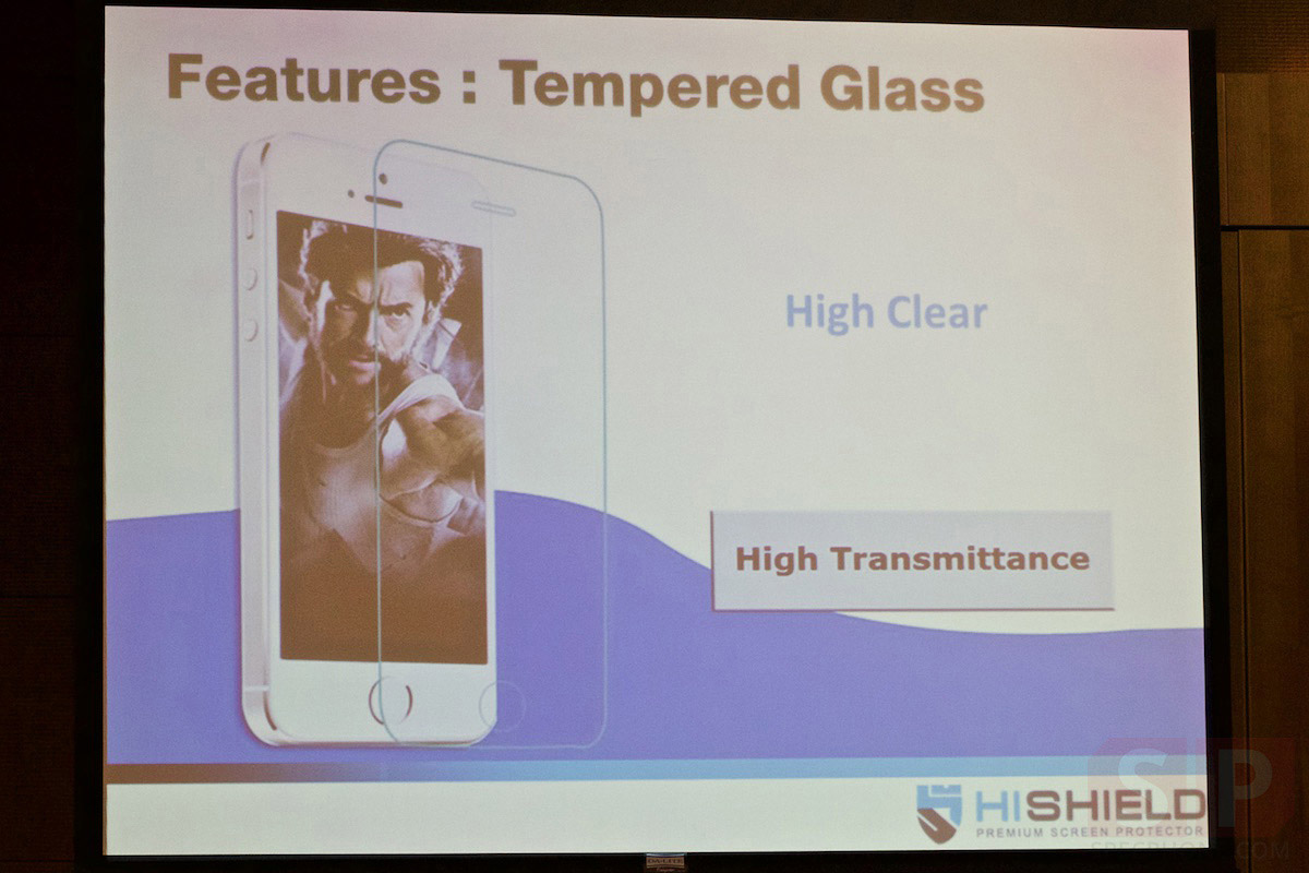 Event Hi Shield Tempered Glass SpecPhone 010