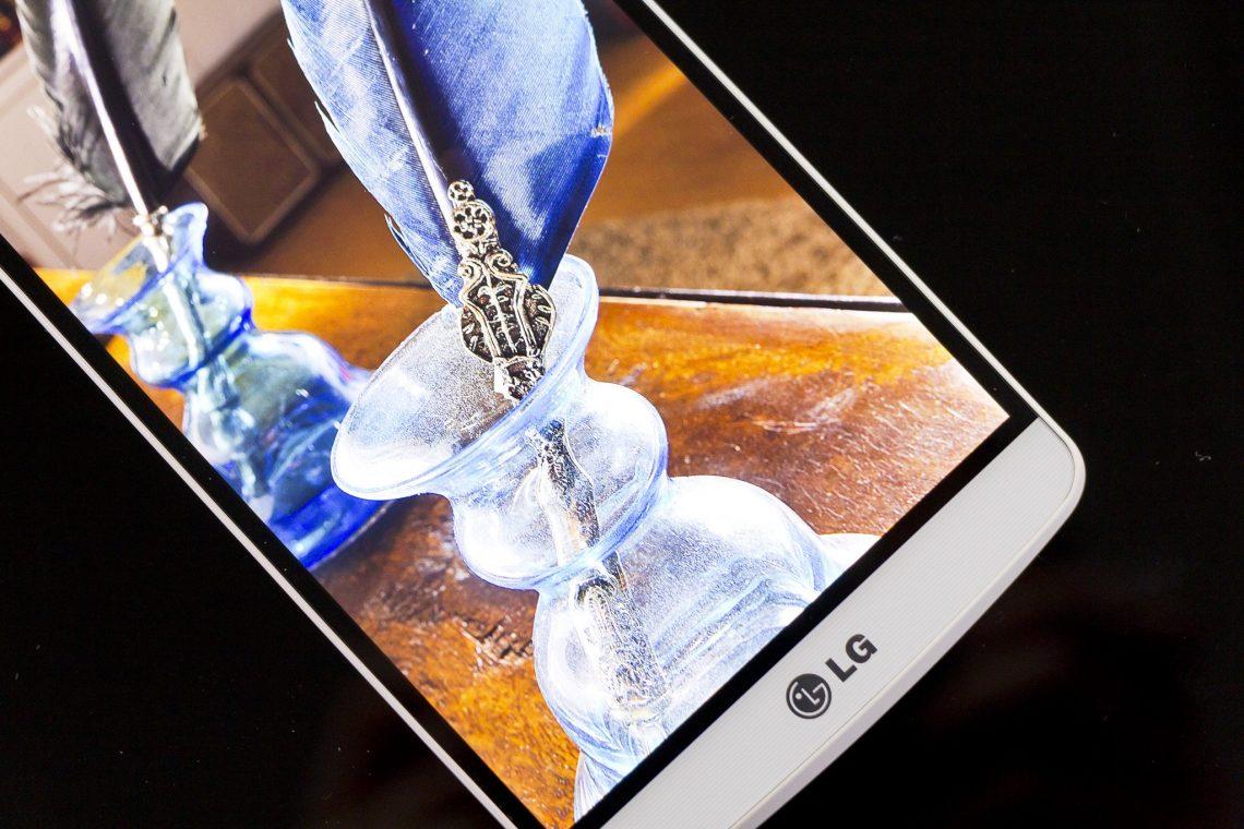 คาด LG G4 จะมาพร้อมจอละเอียดถึง 3K