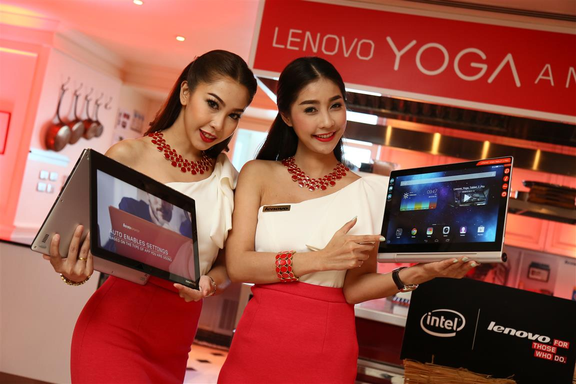 Lenovo YOGA notebook and tablet (Medium)