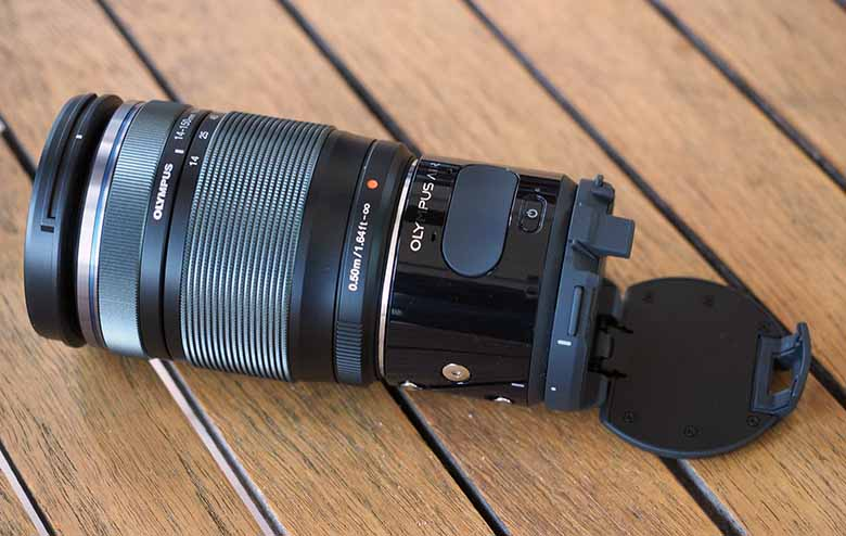 Olympus Air กล้องกล้องเสริมระดับโปรสำหรับสมาร์ทโฟน ออกมาชนกับ Sony โดยเฉพาะ