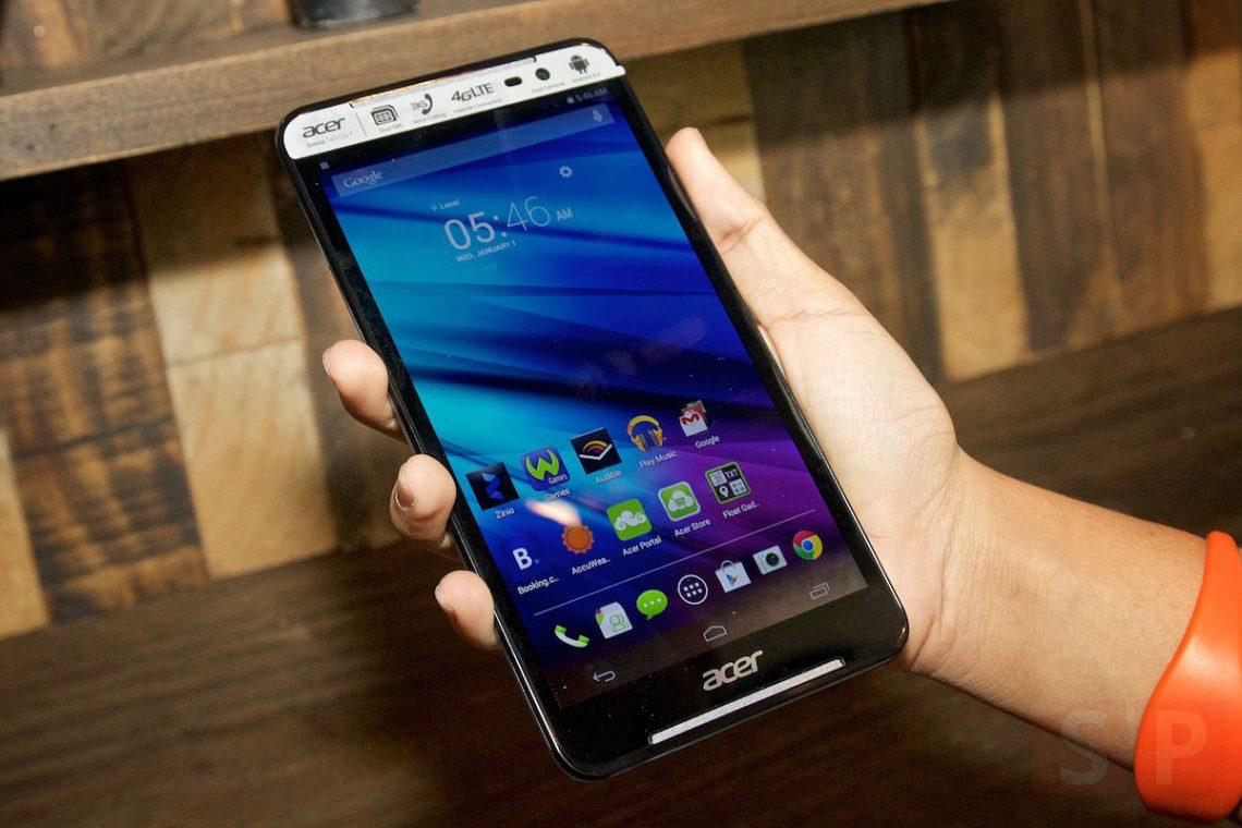 Hands-on + พรีวิว Acer Iconia Talk S แท็บเล็ต?? 7 นิ้ว จอสวยมาก รองรับ 4G โทรออกได้ ในราคา 7,990 บาท