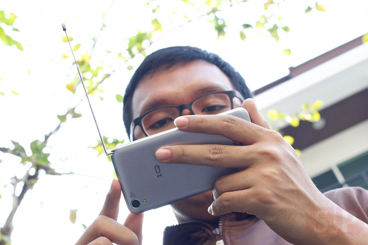 Review i mobile IQ 1 5 DTV SpecPhone 0201