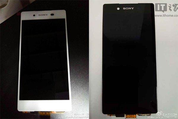 หลุดภาพชิ้นส่วนหน้าจอ Sony Xperia Z4 แต่ทำไมมันแทบจะไม่เปลี่ยนไปเลย