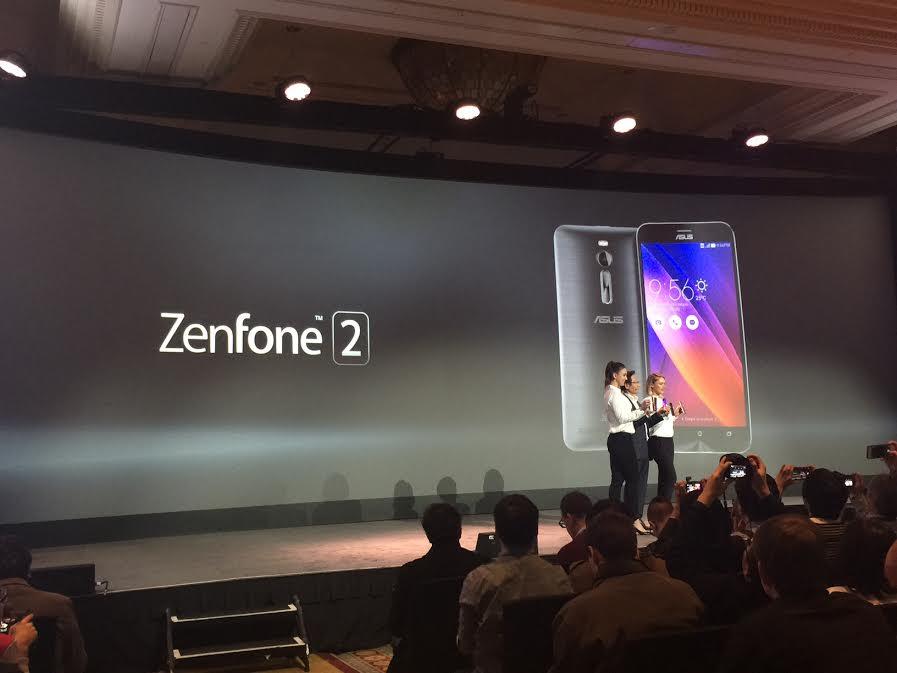[ลือ] ASUS Zenfone 2 จะมีรุ่นที่ใช้ชิป Snapdragon และ MediaTek ตามมาด้วย เน้นราคาประหยัด