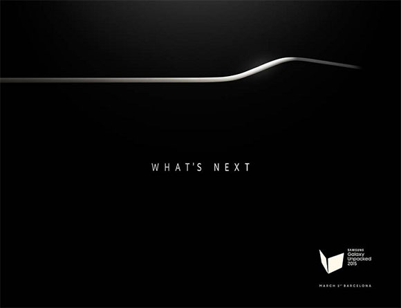 Samsung ส่งหมายเชิญงานเปิดตัว 1 มีนาคมนี้ คาดมาทั้ง Galaxy S6 และ Galaxy S Edge
