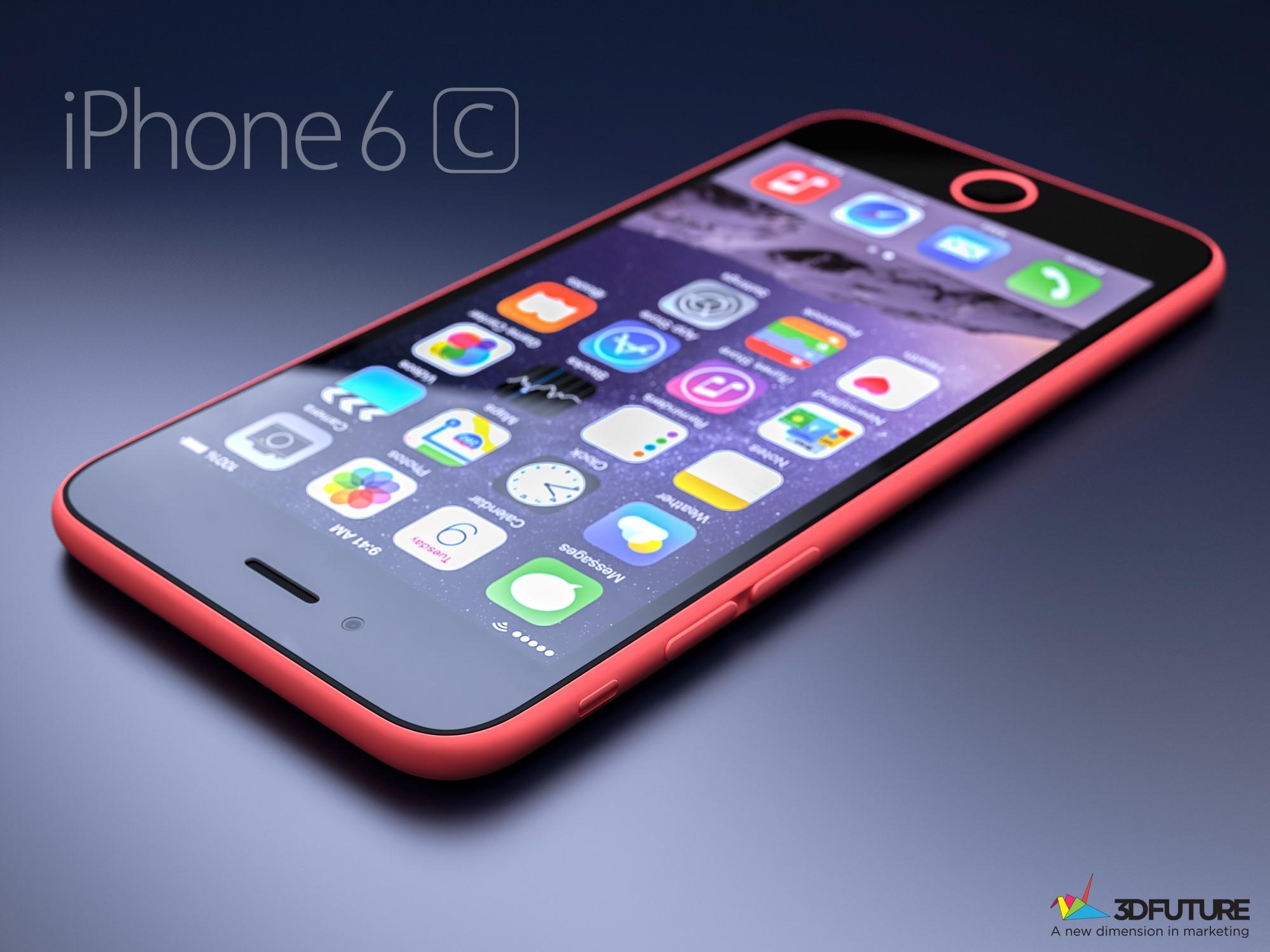 iPhone 6C 2015 Custom