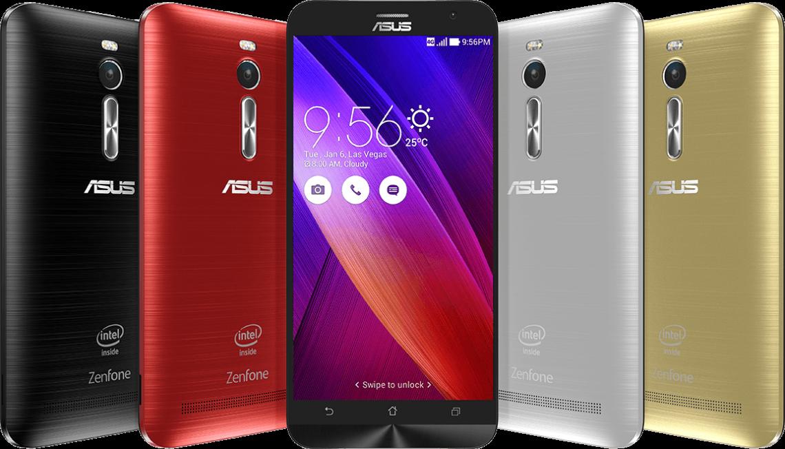 Asus Zenfone 2 โชว์เทพ แรงแซงทุกรายด้วยขุมพลัง Intel เก็บคะแนน AnTuTu ไปเกิน 50,000 !!