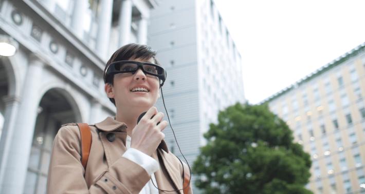 อยากฮิปสเตอร์ก็จัดไป Sony เปิดราคาแว่นมีสาย SmartEyeglass แล้วที่ 27,xxx บาท