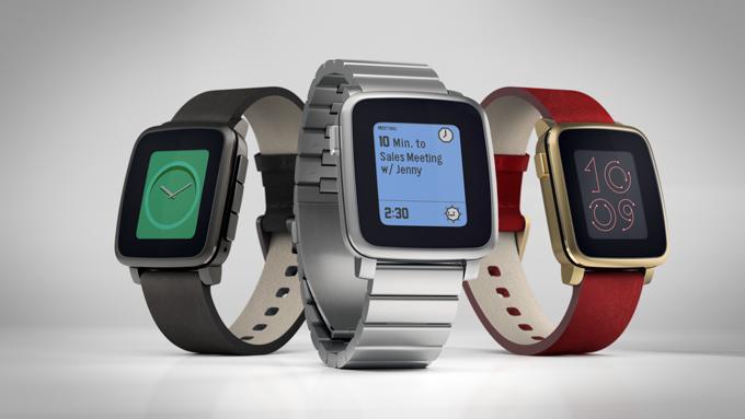 ข้อมูลเผย ยอดระดมทุน Pebble Time พุ่งขึ้นเท่าตัวหลังจาก Apple Watch เปิดตัวอย่างเป็นทางการ