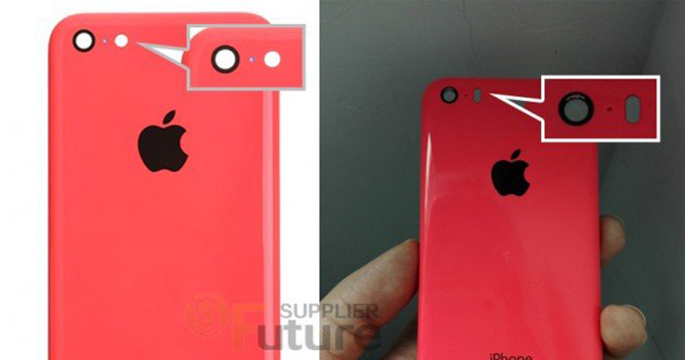 ภาพหลุดฝาหลัง iPhone 6c มาแล้ว จอ 4 นิ้ว คาดใช้สเปคเดียวกับ iPhone 5s
