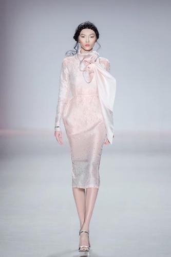 8. Vietnamese-American supermodel Bao Hoa to present The Last Petal collection