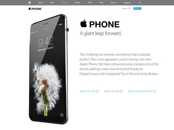 """มาดู Concept Design ล่าสุด iPhone 6s ในแบบที่ต้องร้องว่า """"ทำเพื่ออออ"""""""