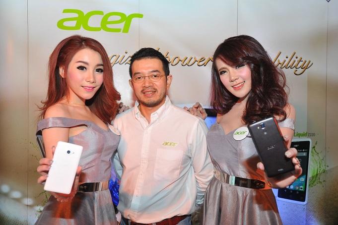 [PR] Acer เดินหน้ารุกตลาดสมาร์ทโฟน ขยายช่องทางการจัดจำหน่ายสู่ผู้บริโภคครอบคลุมทุกพื้นที่