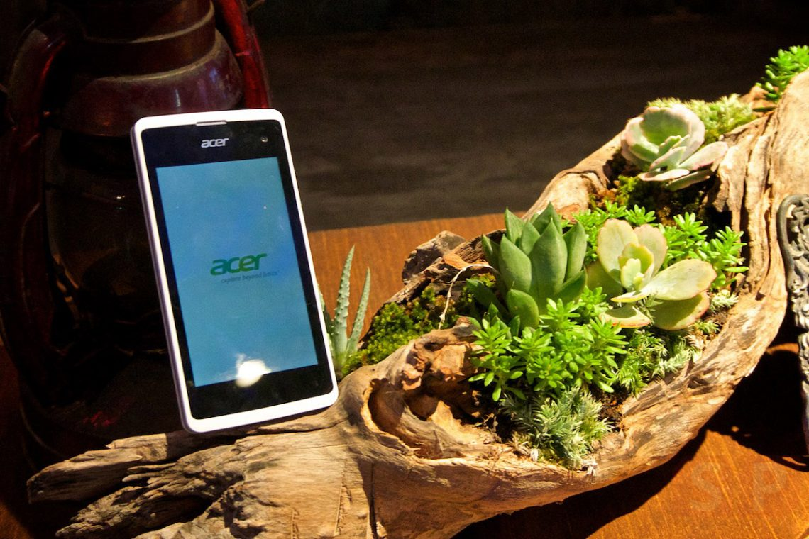 Hands-on พรีวิว Acer Liquid Z410, Acer Liquid Z520 และ Acer Liquid Z220 มือถือ Lollipop ในราคาเบาๆ