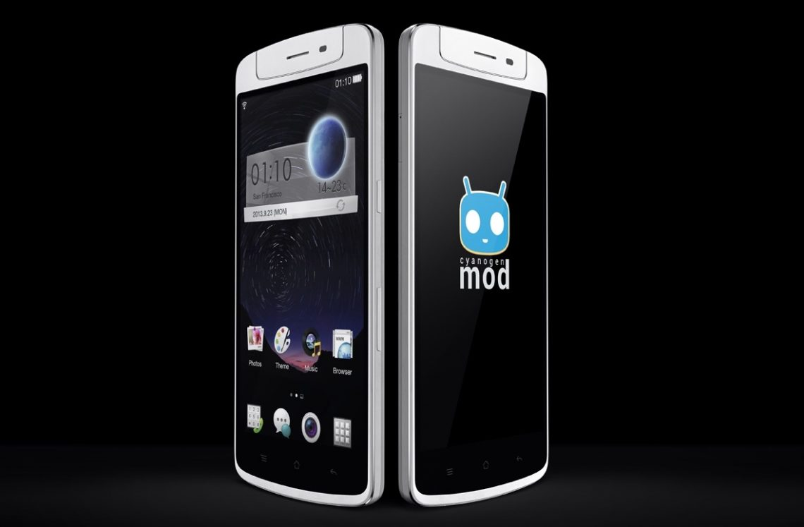 Oppo N1 อัพเดตรอมตัวใหม่ จัดเต็มกับ Cyanogen CM11S
