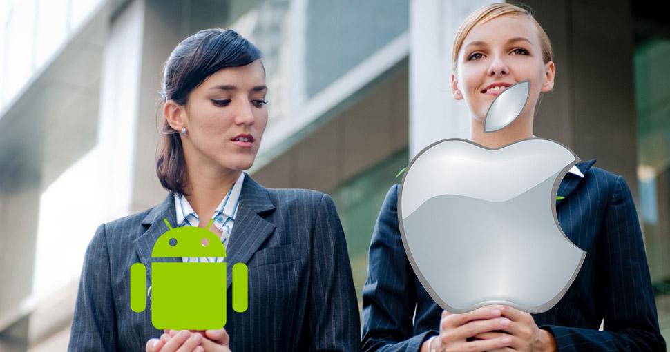 เหตุผล 4 ข้อที่ผู้ใช้ Android จะอิจฉาคนใช้ iPhone