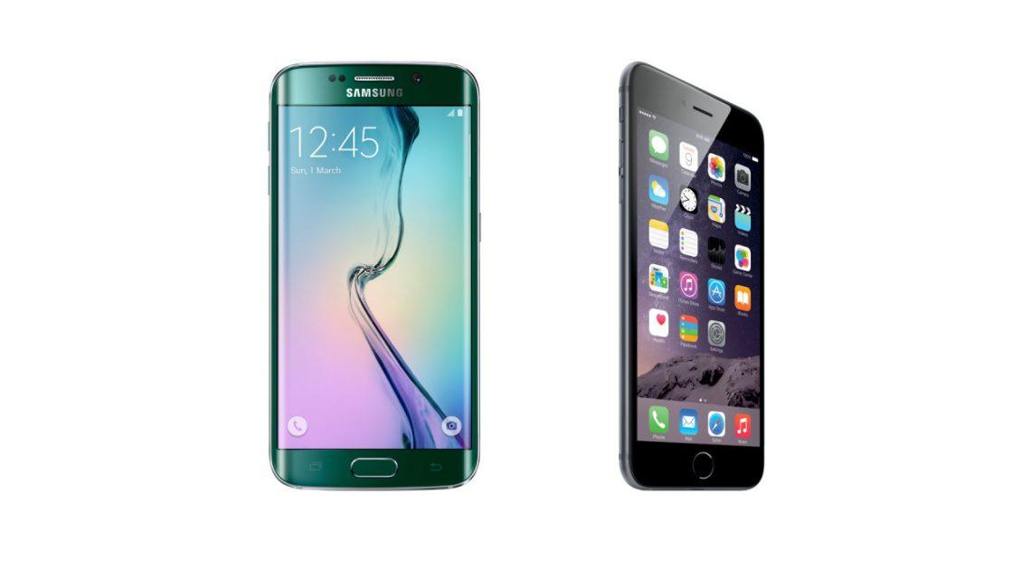 จับยักษ์ใหญ่มาชนกัน Samsung Galaxy S6 Edge ปะทะ iPhone 6 Plus กล้องใครจะดีกว่ามาดูกัน