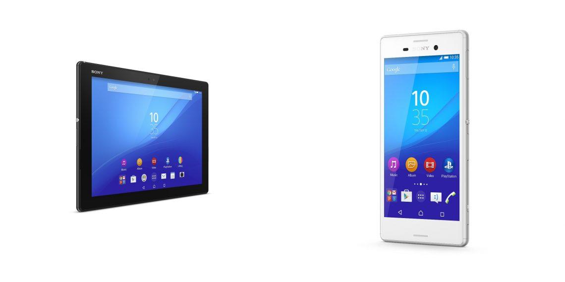[MWC 2015] Sony เปิดตัว Sony Xperia Z4 Tablet กับ Sony Xperia M4 Aqua ไร้วี่แวว Sony Xperia Z4