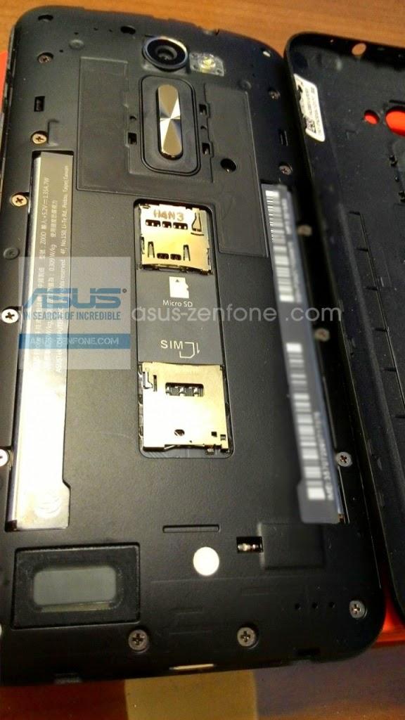 Unboxing Asus Zenfone 2 ZE500CL - 008