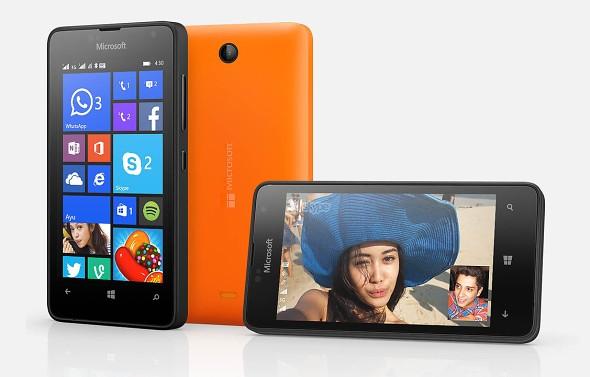 Microsoft เปิดตัว Lumia 430 ในราคาแค่ 2,300 บาทเท่านั้น
