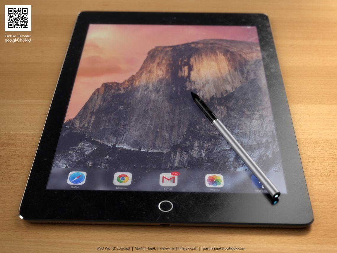 ลือ iPad Pro มาพร้อมช่อง USB 3.0 ระบบชาร์จไฟไว และต่อ Mouse และ Keyboard ได้